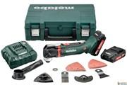 Metabo MT 18 LTX Compact Аккумуляторный универсальный инструмент, 613021510