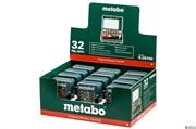 Набор бит (32 предмета) 12 шт. в дисплее Metabo, 6267000001
