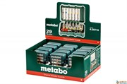 Набор бит 29 предметов х12 шт в дисплее Metabo, 6267100001