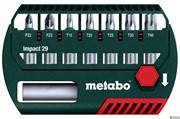 Набор бит Impact 29, Metabo, 628849000
