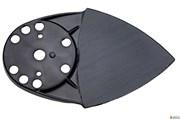 Ламельная шлифовальная плита для треугольных шлифовальных машин, Metabo, 624971000