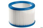 Складчатый фильтр для ASA 25/30 L PC/ Inox, класс пыли М, Metabo, 630299000