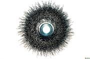 Чашечная щетка 75x0,3 мм/ M 14, сталь, волнистая, Metabo, 623715000